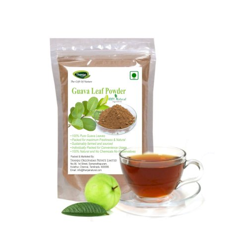 Guava Leaf Powder 500g Dried Leaf Pure 100% Natural Traditional Method Made No Preservatives