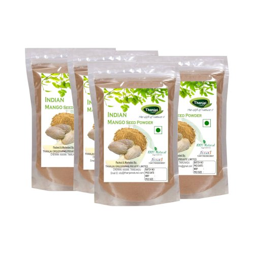 Thanjai Natural 1000 Grms Mango Seed Powder 100% Natural, Made in Oldest Traditional Method, No Preservatives