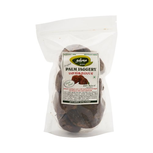Thanjai Natural 2500grams Palm Jaggery Pure Organic Palm Jaggery  100% Pure (No Added Sugar, No Impurities, No Added Colour, No Added Preservatives)